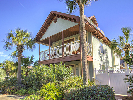 Destin Blue Windancer Cottage